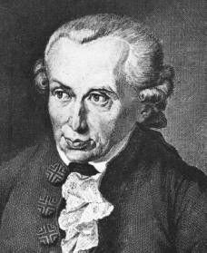 Picture: Immanuel Kant